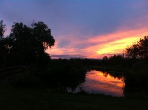 Zen Center Sun Rise