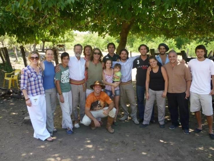 The Crew…Doma India